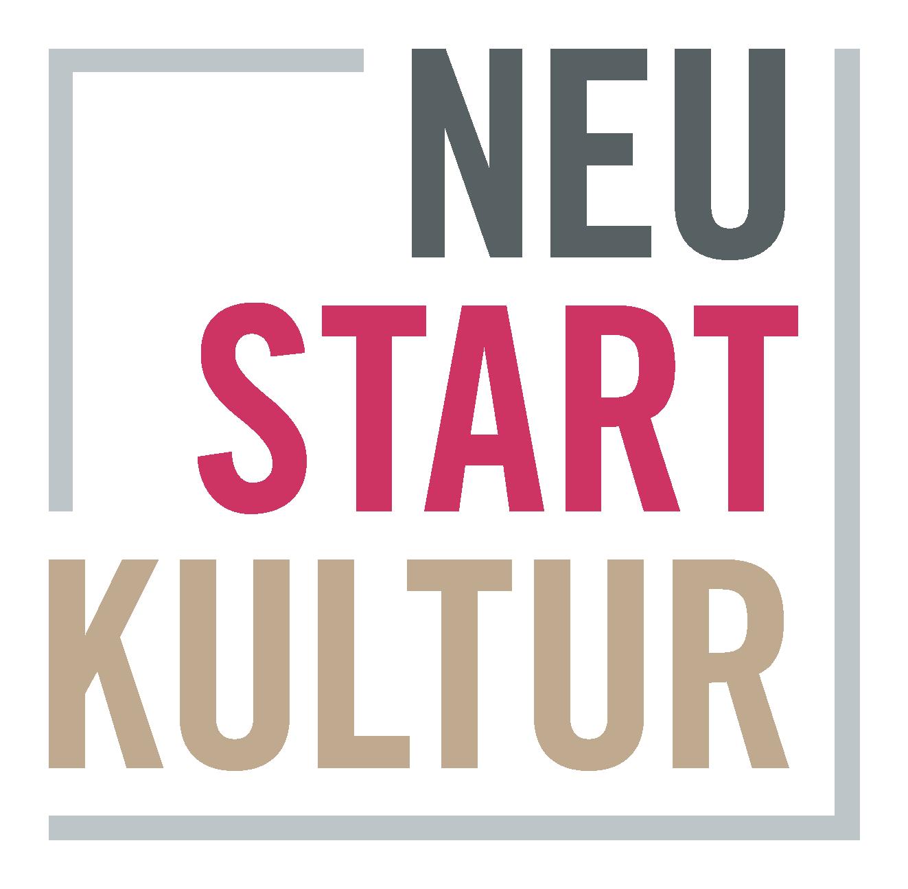 Logo von Neustart Kultur